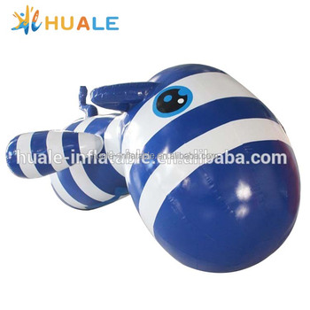 china manufacturer of inflatable toys/ inflatable zebra toys for sale