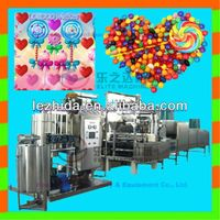New designed PLC ball lollipop wrapping machine
