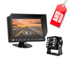 "AHD universal reverse back-up camera with 7"" LCD monitor kit"