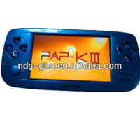 PAP-KIII game player with newest software 3D Engine games