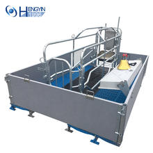 Factory direct sale cheap Pig farm equipment Sow farrowing crates for sale