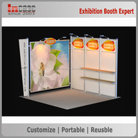 China 3x3 exhibition booth stand contractors