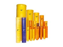 Wholesale display shell fireworks racks high strength fiberglass mortar tube
