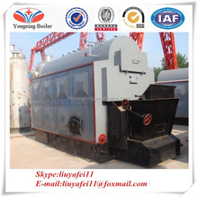 Grade A boiler manufacturer supplied big capacity coal fired waste heat recovery steam boiler