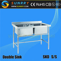 Used Commercial Stainless Steel Sinks/Stainless Steel Sink Manufacturers/Undermount Stainless Steel Sink (SY-SK2615 SUNRRY)