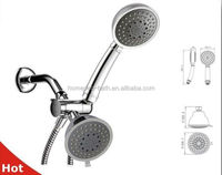 3 Function Handheld Shower and Showerhead Combo Shower System