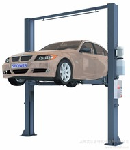 Auto 4s shops used hydraulic 2 post car lift for cheap price sale
