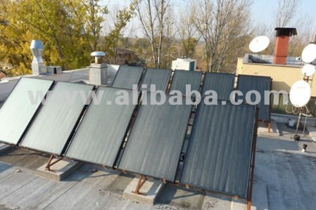 Central Heating Solar System