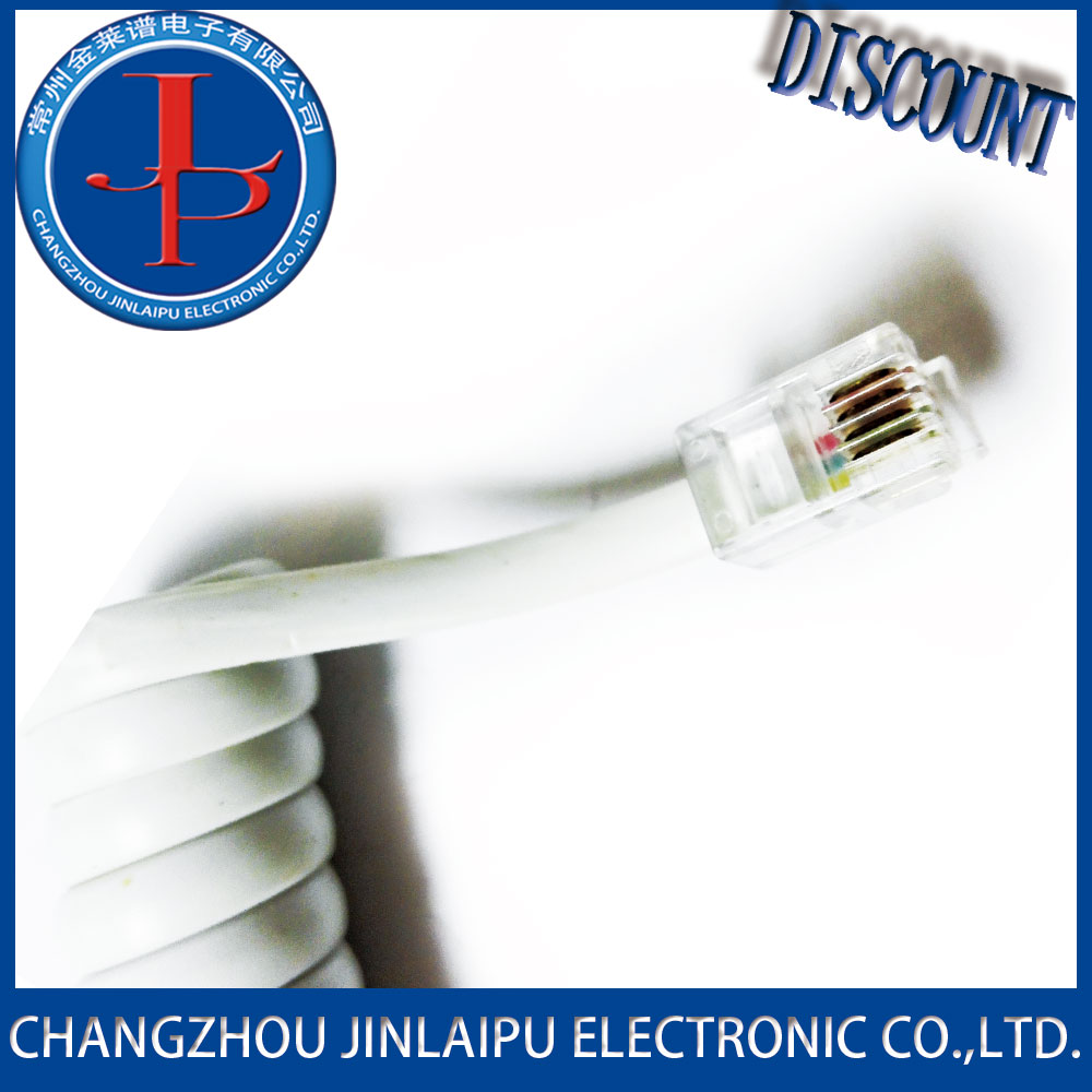 Telephone Cable MultiPair 10 Pair Customized