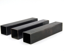 Cold rolled Black Annealing rectangular/square steel pipe/tubes/hollow section at Lowest price