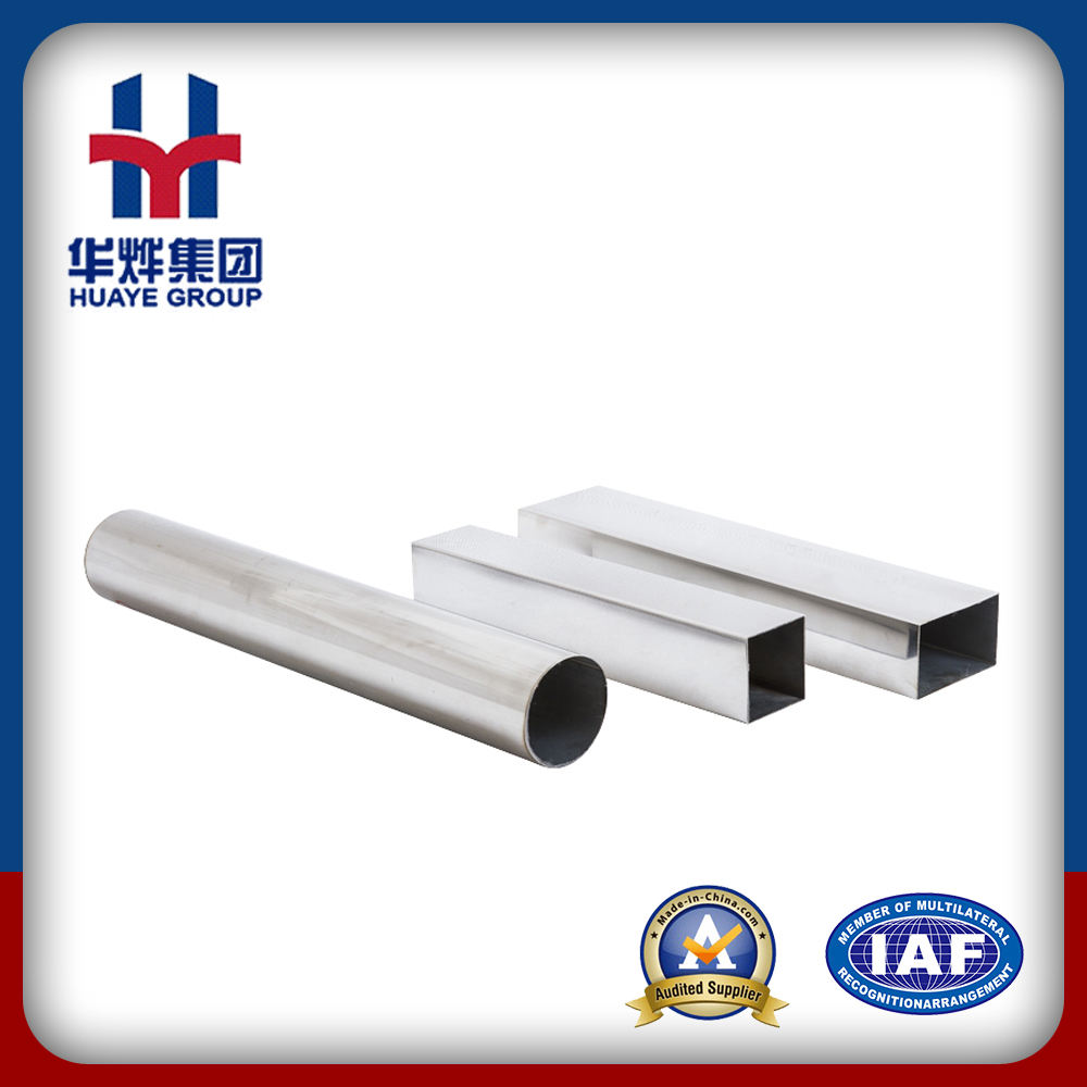 Optimal Quality Eco-Friendly Ss304 Good Price Welded Square Stainless Steel Pipe