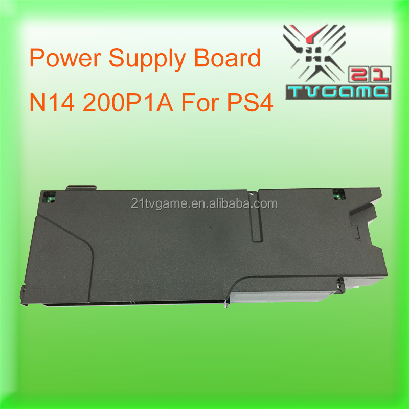 Original Power Supply Board N14-200P1A/ADP-200ER(4pin) For PS4,Replacement Supply Board For PS4 Available