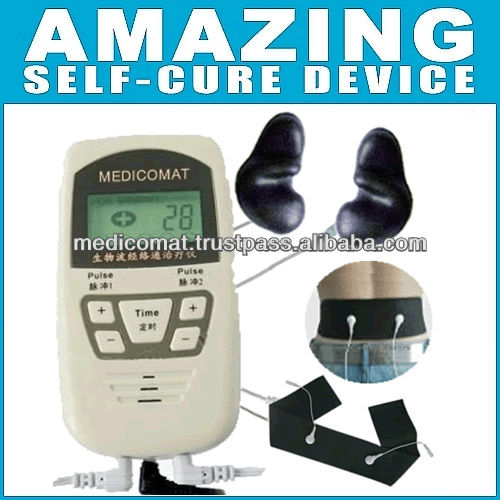 Electronic Muscle Massager Discount Beauty Health Products Stop The Pain Spray Body Therapy Dual System Health Care Machine