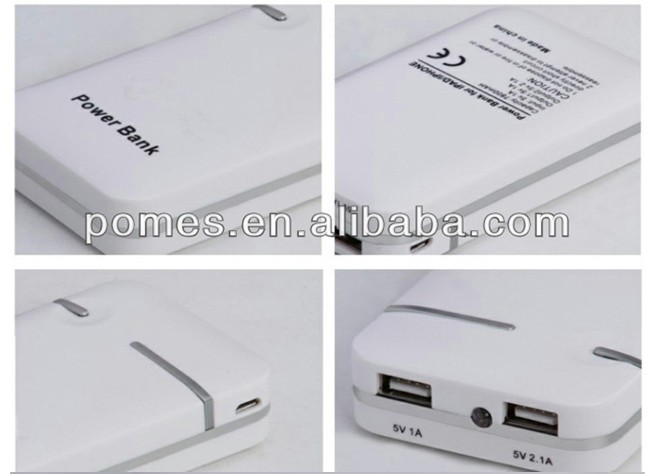 Hot Sale Items Portable dual USB Mobile Charger Power Bank 12000mah for Travel