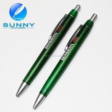 top selling smooth writing plastic parker ball pen