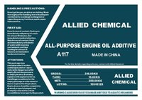 A-117 DI PACKEAGE , diesel engine oil additives