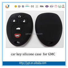 car key silicone case for GMC