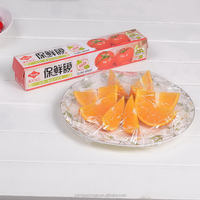 Good quality new arrival soft plastic cling film