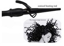 2015 Newest Cone hair curler,perfect ionic curl hair curling hair curler Ceramic hair curler, hair curling machine