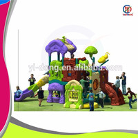 Children amusement park equipment,plastic playground material,cheap playgrounds for kids