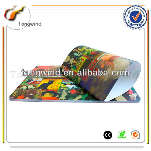TWP2004 Promotional item 3d printing recycled plastic placemats