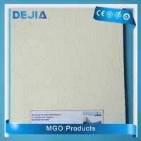 heat resistance fireproof glass decorative mgo wall panels
