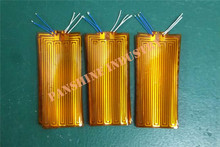 High Strength Thermal Electric Insulation kapton heater Polyimide Heater Flexible Heating Film