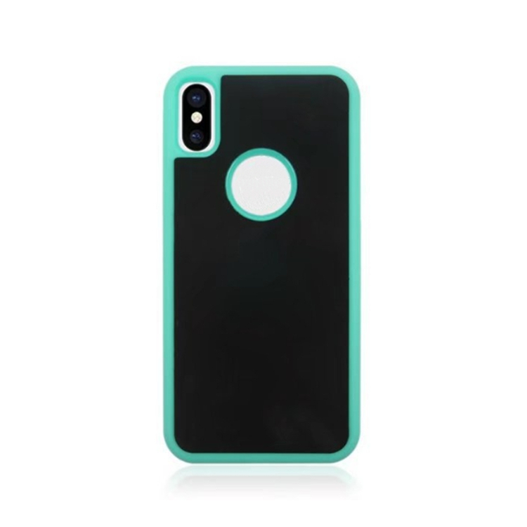 <strong>D155</strong> Factory Direct Discount No Minimum Tpu Pc <strong>2</strong> In 1 Anti Gravity Phone Case For Iphone X