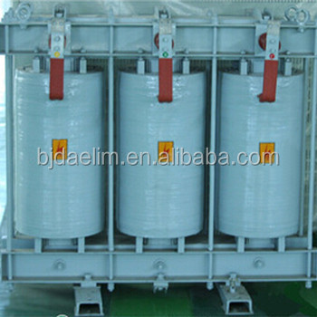 Outdoor epoxy resin casting high voltage series reactor