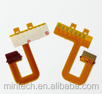 Replacement Mount Contactor Flex Cable For Nikon AF-S DX Nikkor 18-55mm 18-55 mm VR Repair Part