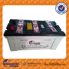 High Performance Heavy Duty Automobile 12v 200ah N200 Dry Charged Car Battery