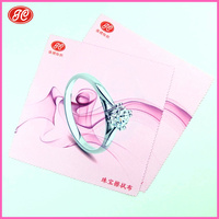 Customer Timepieces Cleaner Cloth Jewelry Cleaning