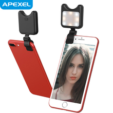 New Arrival Wholesale Price Portable Universal 9 Lens Beautify Led Selfie Flash Light For Mobile Phone