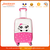 2017 Hot selling hello kitty pattern ABS+PC travel trolley kids luggage