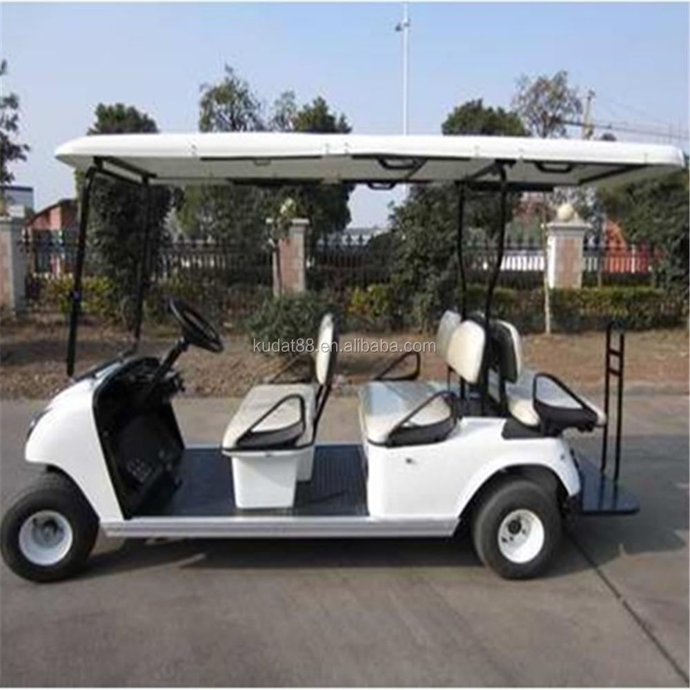 Wheel Drive Electric Golf Cart Dg Seats Buy