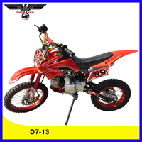 electric start dirt bike for adults with CE (D7-13)