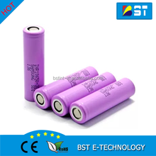 Electronic Cigarette battery 3.7v lithium ion Samsung 18650 30Q 3000mAh rechargeable batteries for Samsung 30Q