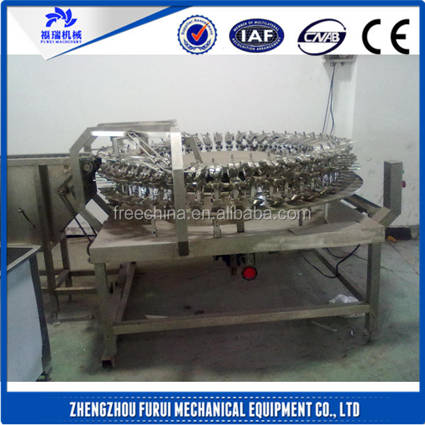Factory directly supply commercial egg breaking machine automatic egg yolk and white separator