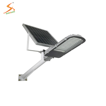 High power professional outdoor lighting 100w solar led street light