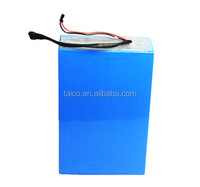 Rechargeable 48v 20ah 18650 Li ion Battery Pack for Electric Vehicle