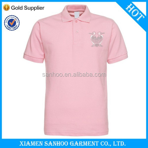 High Quality Cheap Polo Worker Uniform Wholesale Secondary Color And Contrast Color