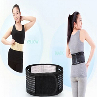 Amazon Popular Therapy Corrective Back Brace Posture Support, Tourmaline Magnetic Back Support Waist Belt