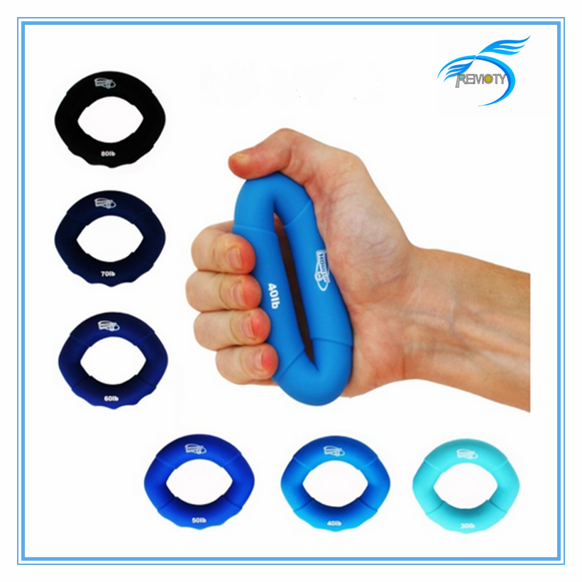 silicone expander ,round shape silicone hand grip