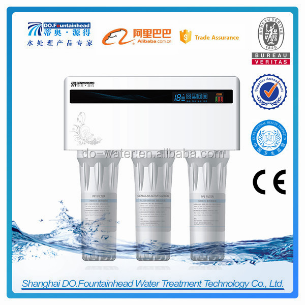 Full automatic ro water purification machine made in China
