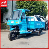 Closed Cabin Cargo tricycle/Three Wheel Motorcycle/ 150cc/175cc/200cc/250cc