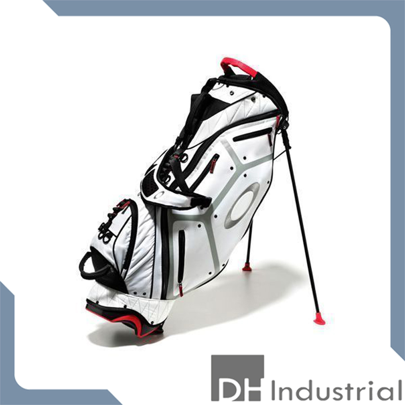 customized bag waterproof pu 2016 light weight golf bag