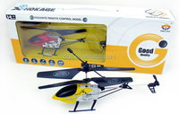 Wholesale Hotselling High Quality Childeren Toys Helicopter 3 Channels With Remote Control
