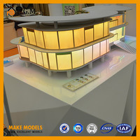 3d model building, prefab houses made in china