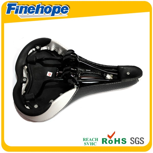 Customize Polyurethane OEM electric bicycle accessories road bike saddle