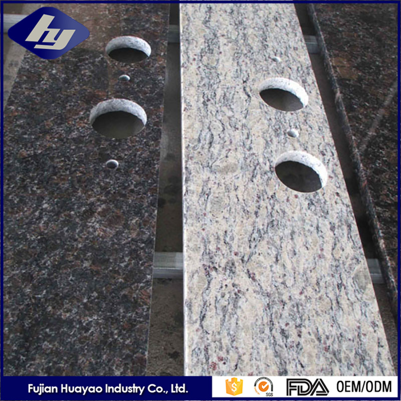 Granite Bathroom Kitchen Vanity Artificial Quartz Composite Countertops